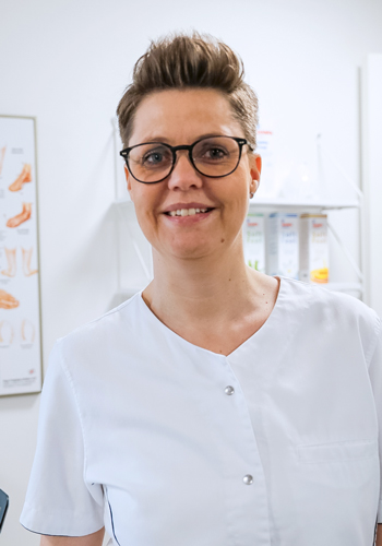 Jane Gade - Fodpleje Holstebro
