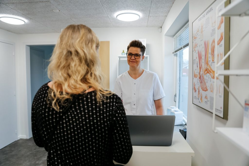 Klinik Glade Fødder, Fodplejeklinik i Holstebro
